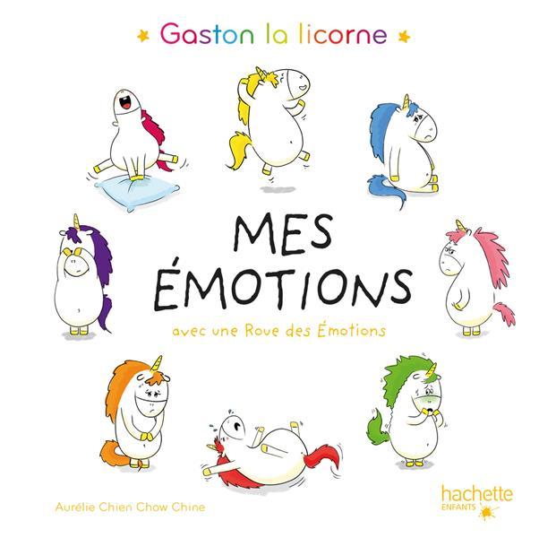 Gaston la licorne ; mes émotions