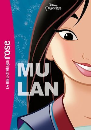 Princesses Disney 05 - Mulan