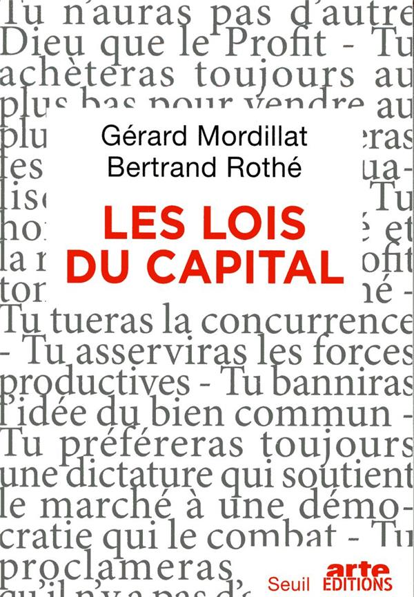 Les Lois Du Capital