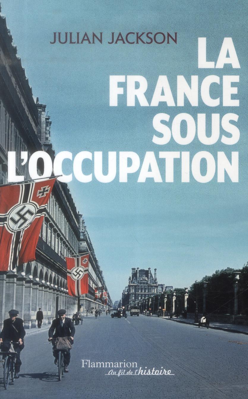 La France sous l'occupation