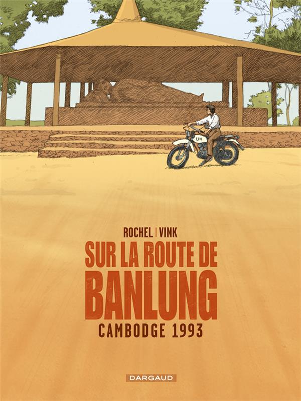 Sur la route de Banlung ; Cambodge 1993