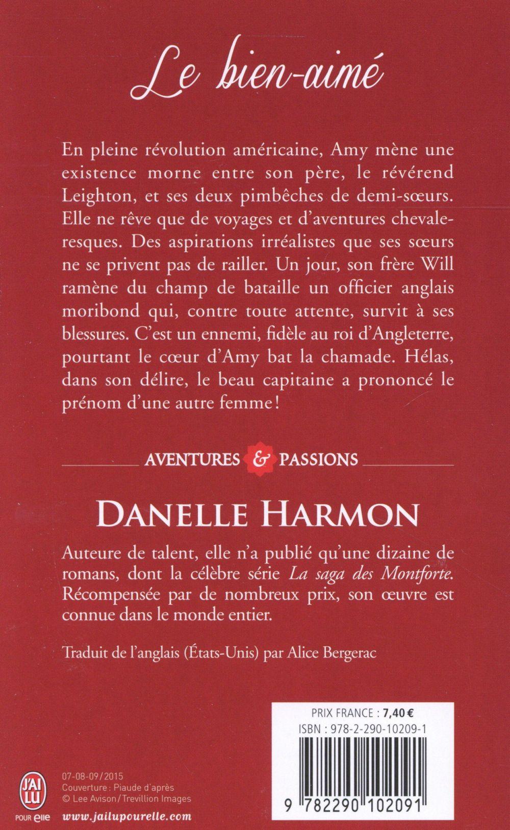 la saga des Montforte t.2 ; le bien-aimé