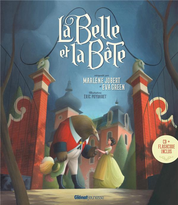 Marlène Jobert raconte ; la Belle et la Bête