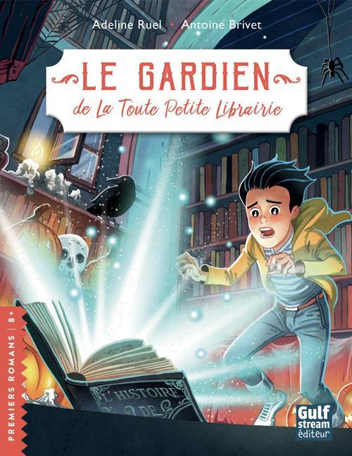 La toute petite librairie t.2 ; le gardien de la toute petite librairie