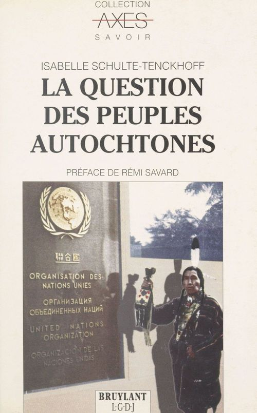 La question des peuples autochtones