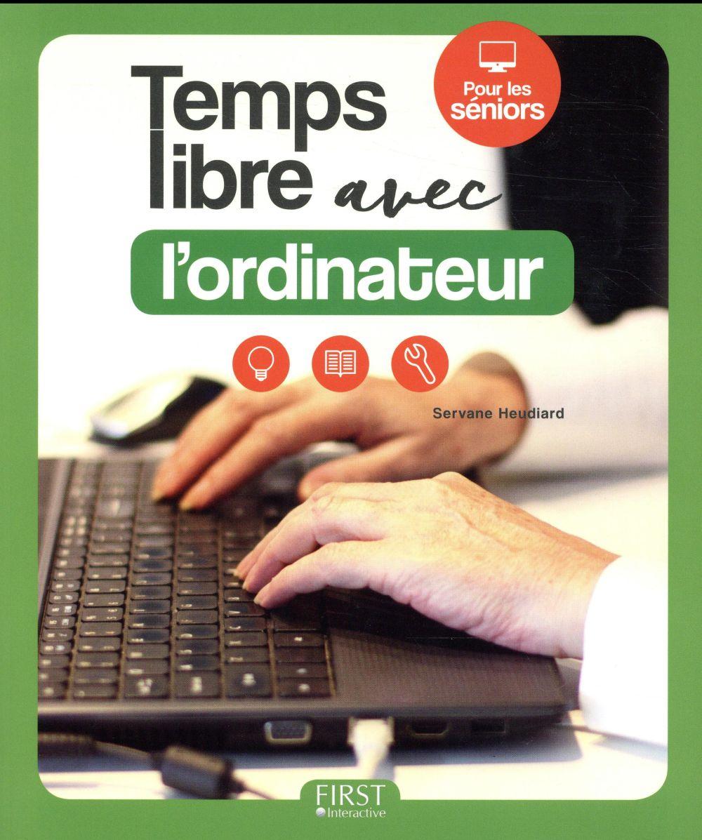 Temps libre avec l'ordinateur ; pour les séniors