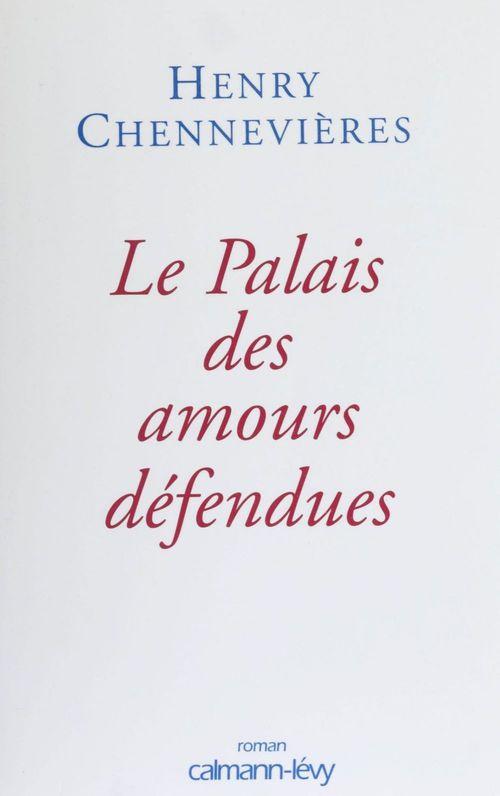 Le palais des amours defendues