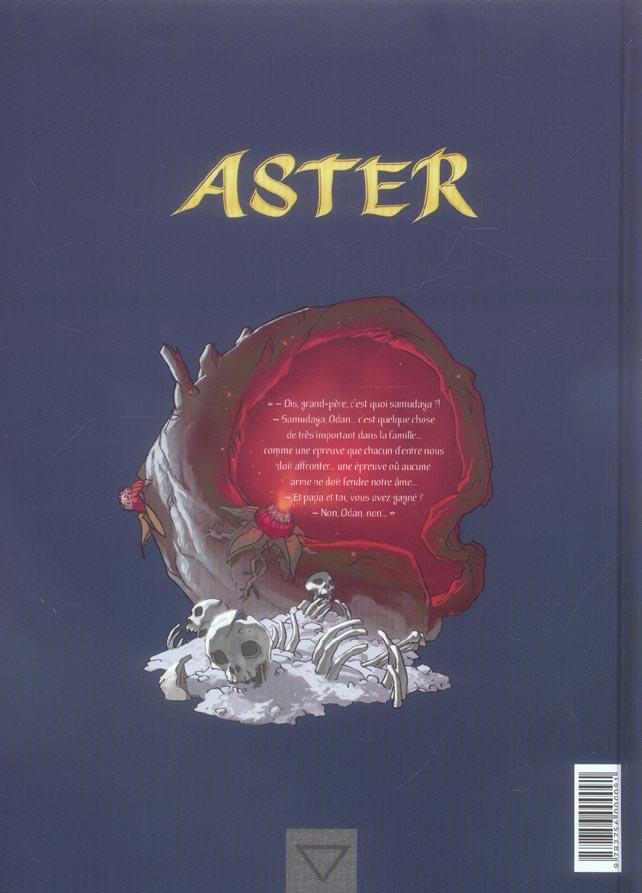 Aster t.3 ; Jajnah