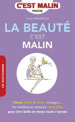 Vente EBooks : La beauté c'est malin  - Julie Frédérique