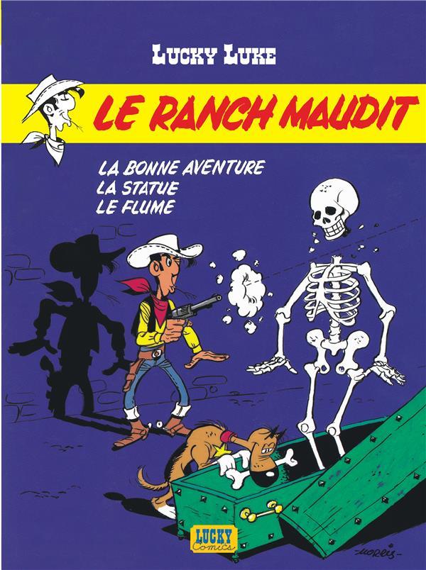 Lucky Luke T.26 ; le ranch maudit