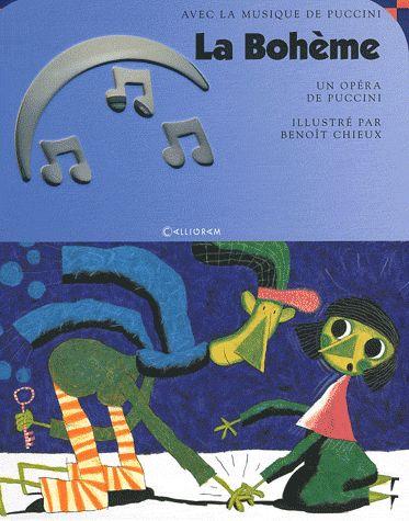 La Boheme ; Une Opera De Puccini