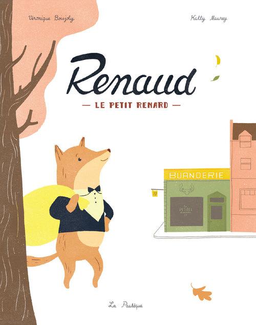Renaud le petit renard