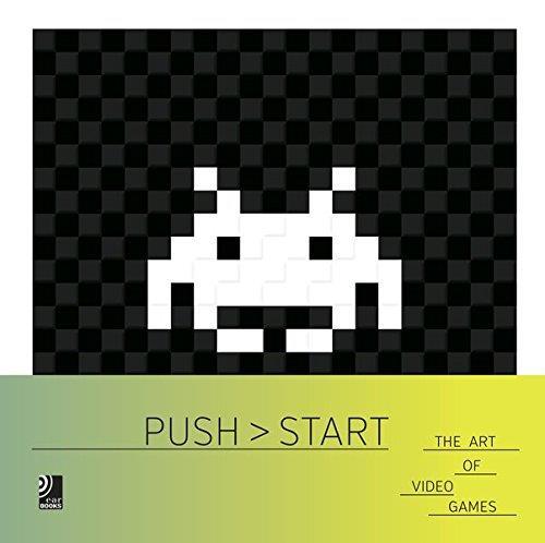 Push start ; the art of video games