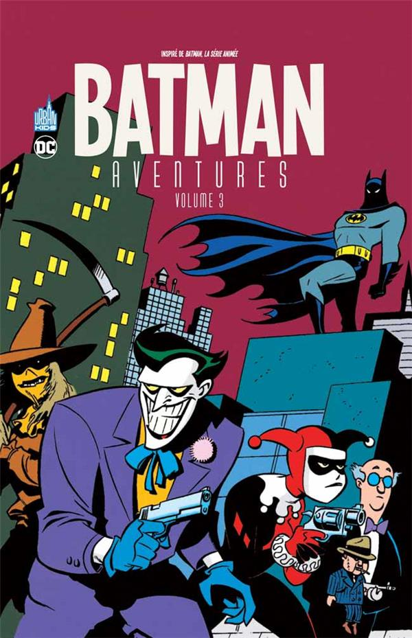 Batman aventures T.3