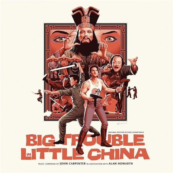 Big trouble in little China OST