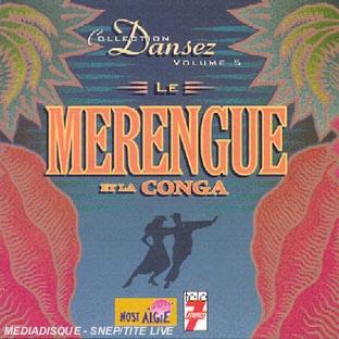 Volume 5 : Le Merengue Et La Conga
