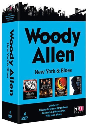 Woody Allen - Coffret - New York & Blues