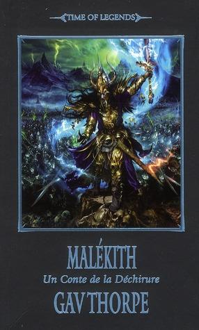 Warhammer ; time of legends - la déchirure t.1 ; Malékith