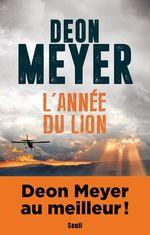 Vente Livre Numérique : L'Année du lion  - Deon Meyer