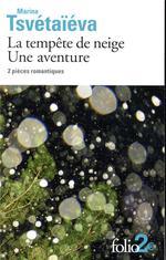 Couverture de La Tempete De Neige - Une Aventure - 2 Pieces Romantiques