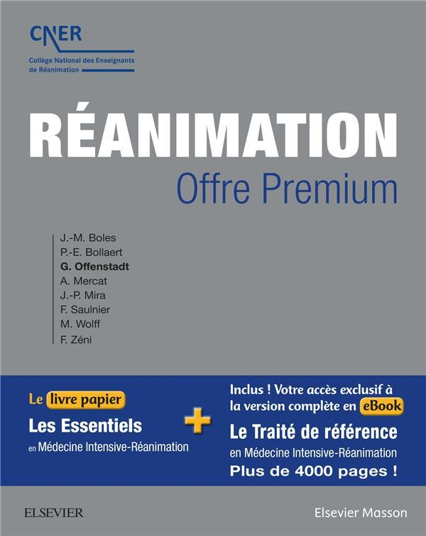 Réanimation ; le traité complet