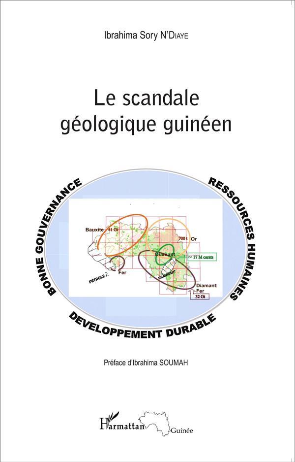 Le scandale géologique guinéen
