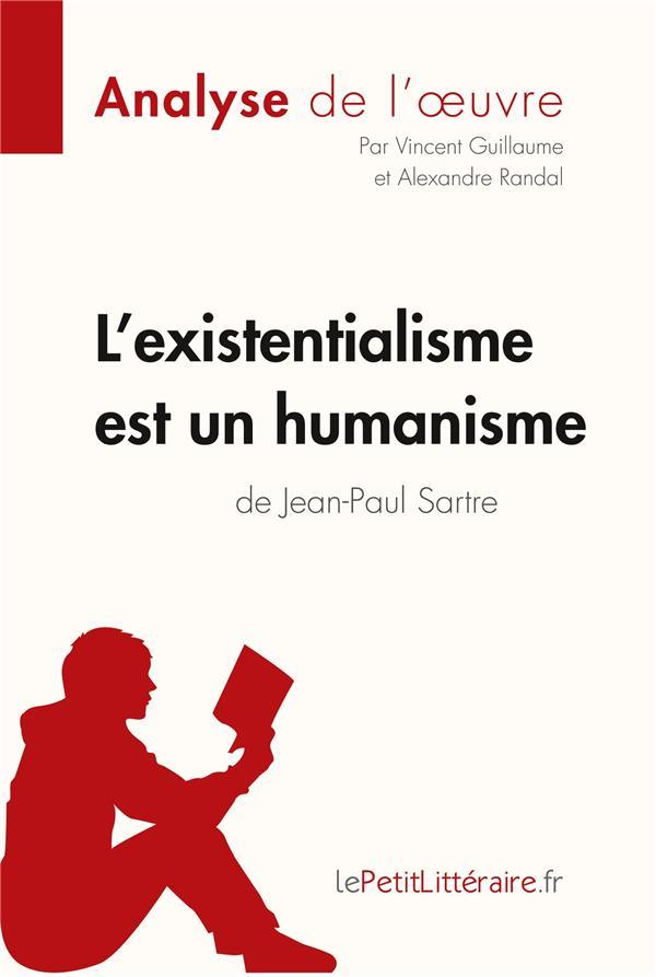 L'existentialisme est un humanisme, de Jean-Paul Sartre