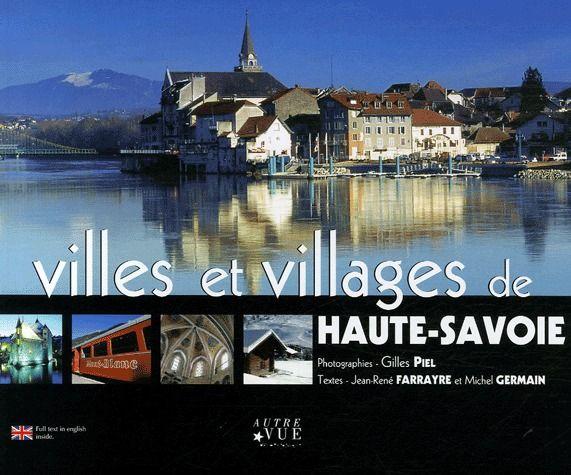 Villes et villages de Haute-Savoie