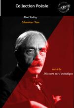 Vente Livre Numérique : Le Cycle de Monsieur Teste, suivi de Discours sur l´esthétique (édition intégrale, revue et corrigée).  - Paul Valéry