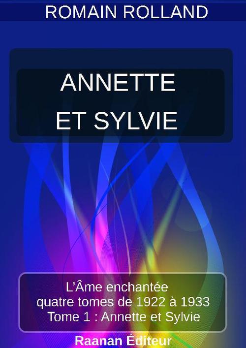 ANNETTE ET SYLVIE