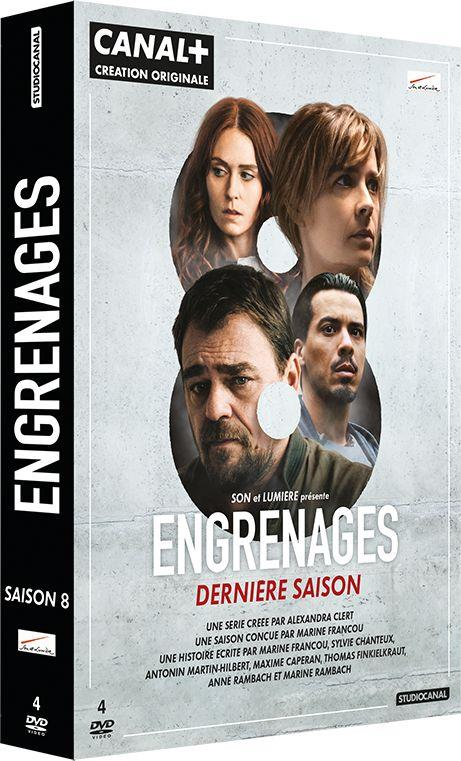 Engrenages - Saison 8