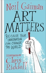 Vente EBooks : Art Matters  - Neil Gaiman