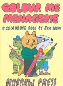Colour me ... menagerie