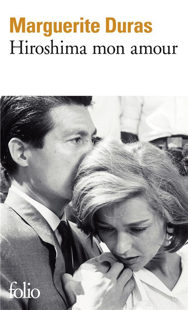 Hiroshima mon amour ; scénario et dialogues