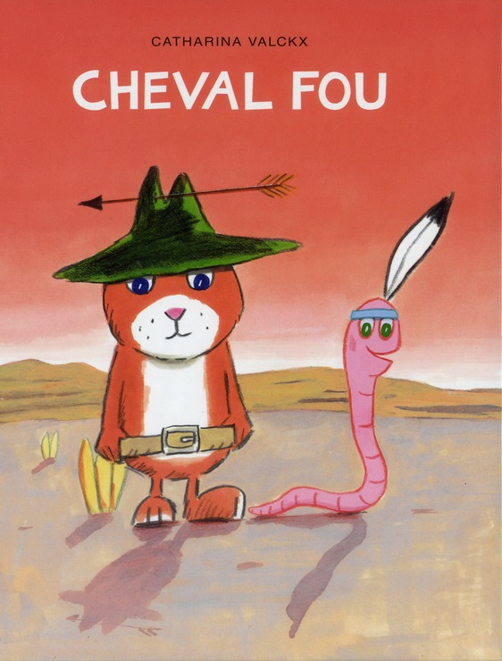 Cheval fou