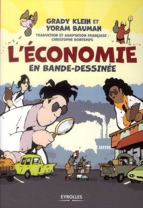L'économie en bande-dessinée