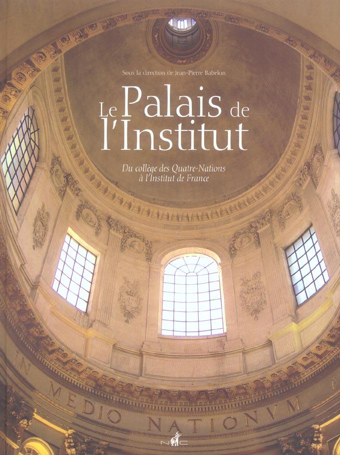 LE PALAIS DE L-INSTITUT DU COL