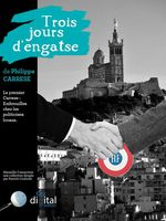 Vente EBooks : Marseille Connection : Trois jours d´engatse  - Philippe CARRESE