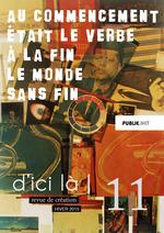 Vente EBooks : D´ici là, n°11  - Pierre MENARD