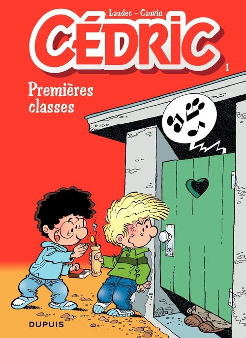 Cédric T.1 ; premières classes