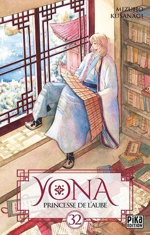 Yona, princesse de l'aube T.32  - Mizuho Kusanagi