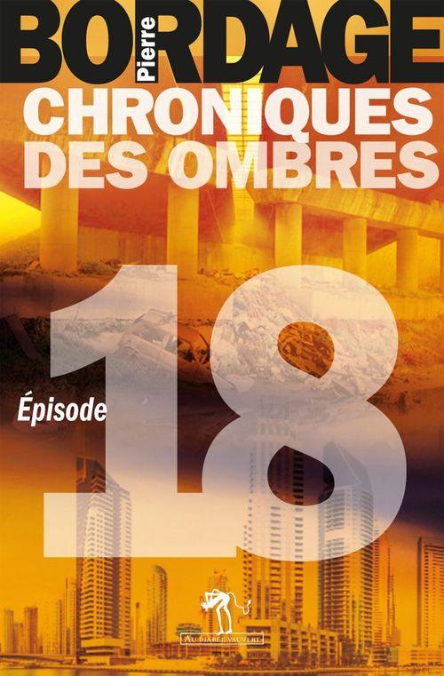 Chroniques des ombres t.18