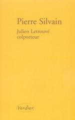 Couverture de Julien letrouvé colporteur