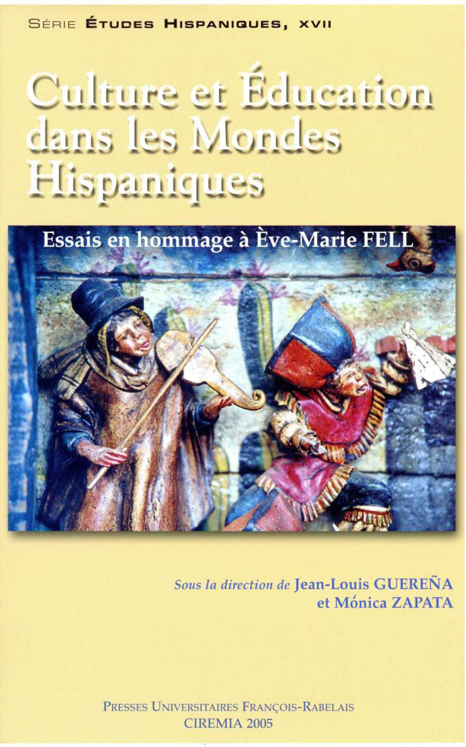 Culture et education dans les mondes hispaniques