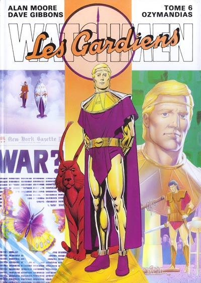 Watchmen ; les gardiens T.6 ; Ozymandias