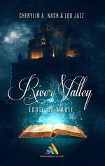 Vente Livre Numérique : River-Valley : École de magie  - Lou Jazz - Cherylin A.Nash