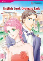 Vente EBooks : Harlequin Comics: English Lord, Ordinary Lady  - Fiona Harper