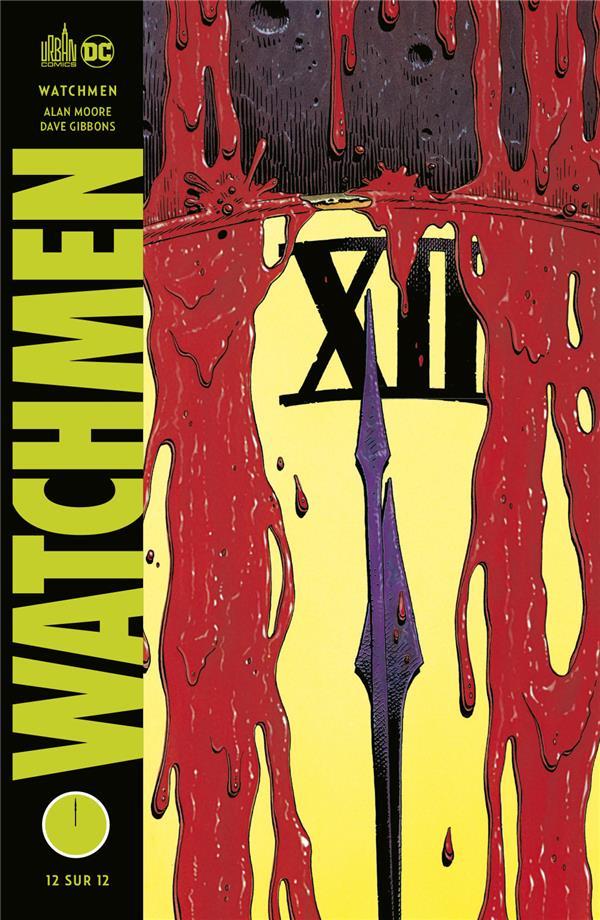 Watchmen - dc originals n.12