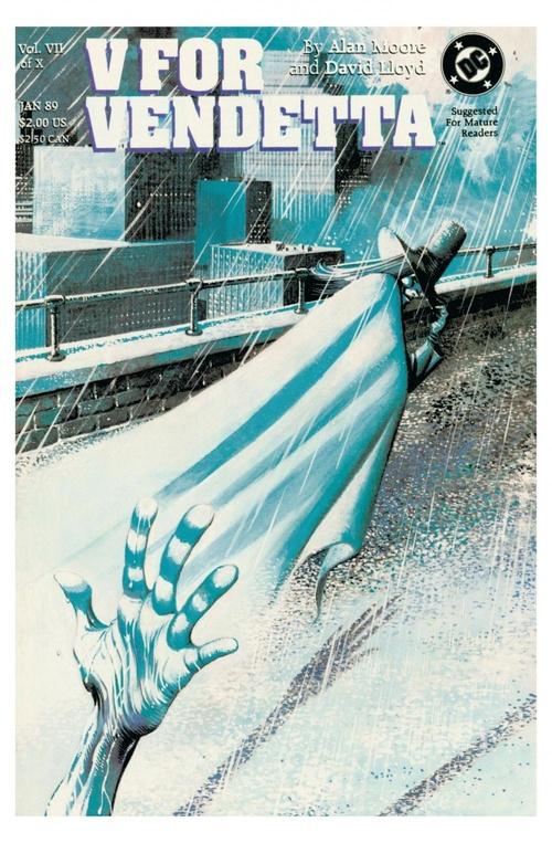 Vente EBooks : V pour Vendetta - Chapitre 7  - Alan Moore