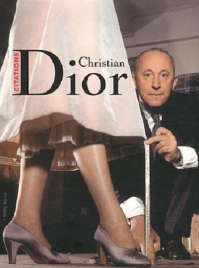 christian dior, citations